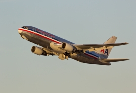 American Airlines Boeing 767-200ER plane photo