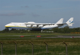 Antonov AN225 airplane photo