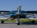 Cessna 208 head on shot