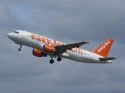 easyJet Switzerland Airbus A320 jet airplane