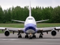 China Airlines Boeing 747-400F freighter jet airliner