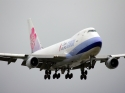 China Airlines Cargo Boeing 747-400 cargo jet airplane