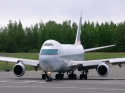 Cathay Pacific Cargo Boeing 747-8F freighter airplane