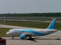 ClickAir Airbus A320-211 jet airliner airplane