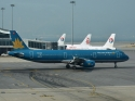 Vietnam Airlines Airbus A321-231SL jet airliner