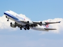 China Airlines Boeing 747-409F jet airliner